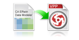 Import ERWin Data Modeler project files