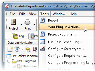 Plug-in support (Java)